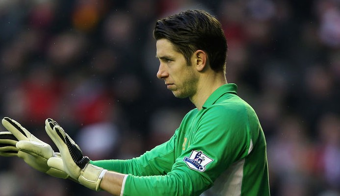 Brad Jones: It's been a decent season for me