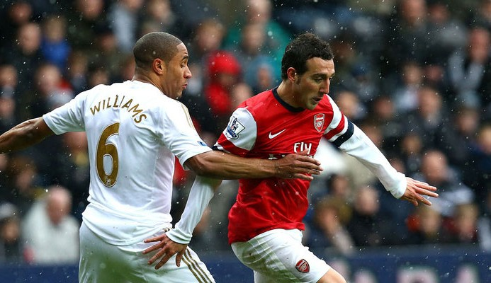 Cazorla: Arsenal can improve on Munich