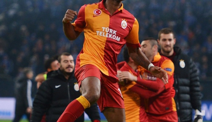 Jose Mourinho describes Galatasaray's Drogba