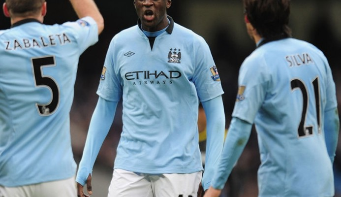 Manchester City's Yaya Toure rejects PSG rumor link