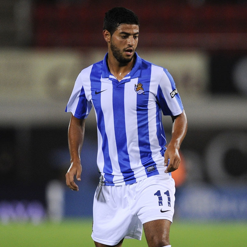 Not so fast! Sociedad's Vela cools down Arsenal